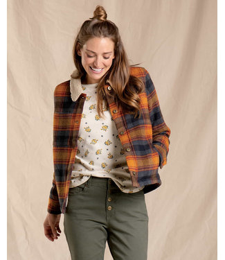 Toad & Co W's Burntside Trucker Jacket