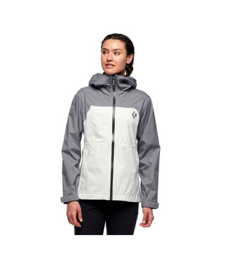 Black Diamond W's Stormline Stretch Rain Shell