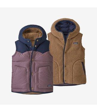 Patagonia Girls' Reversible Bivy Hoody Vest