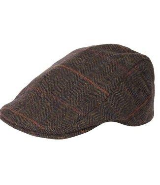 Barbour M's Cheviot Flat Cap