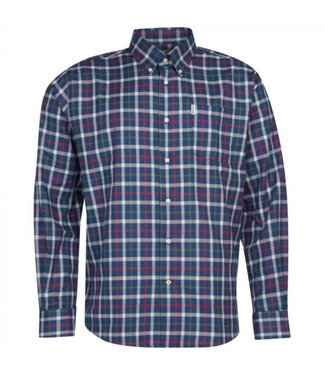 Barbour M's Coll Thermo Weave Shirt