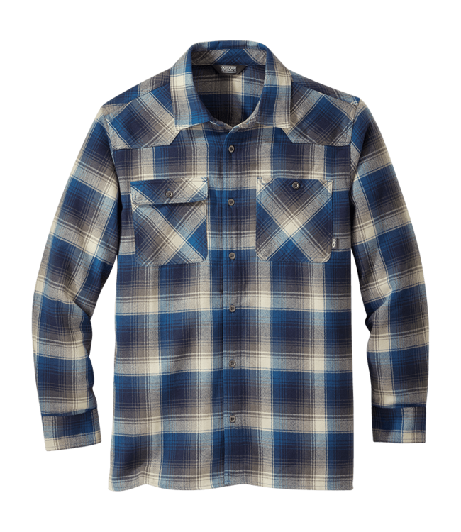 Outdoor Research M's Feedback Flannel Shirt