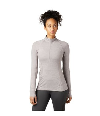 Mountain Hardwear Women's Ghee™ Long Sleeve 1/4 Zip