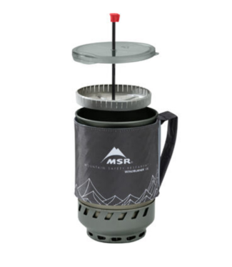 MSR Coffee Press - Windburner1L