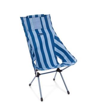 Sunset Chair Blue Stripe