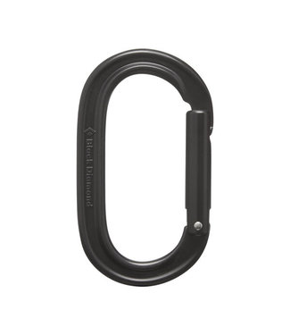 Black Diamond OVAL KEYLOCK CARABINER