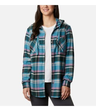 Columbia Sportswear Women's Anytime™ Stretch Hooded LS Shirt