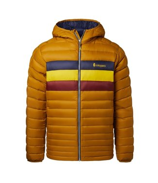 M's Fuego Down Hooded Jacket