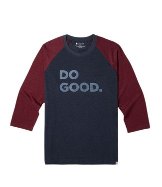M's Do Good Baseball T-Shirt