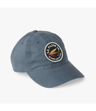 Filson Men's Sail Cloth Low-Profile Cap