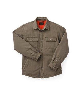 Filson Men's Fleece Lined Jac-Shirt