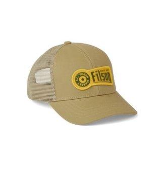 Filson Men's Mesh Snap-Back Logger Cap