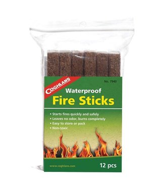 COGHLANS Fire Sticks 12PK