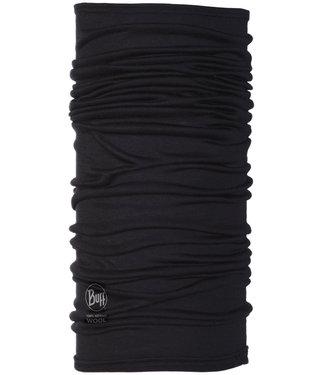 Lightweight Merino Wool Black