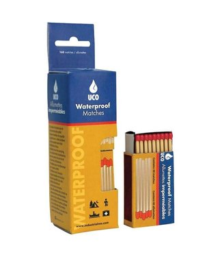 Uco Waterproof Matches 4pk