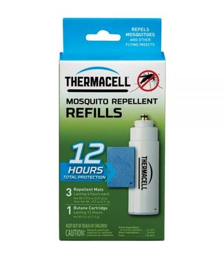 THERMACELL Repel Refill 12 Hrs