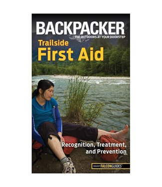 NATIONAL BOOK NETWRK Trailside First Aid