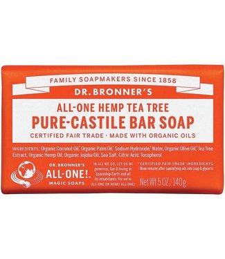 DR. BRONNER'S Tea Tree Bar Soap