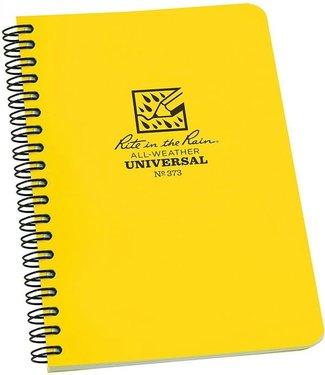 """Spiral Notebook 4 5/8""""X7"""""""