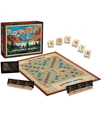 Liberty Mountain SCRABBLE - NAT. PARKS