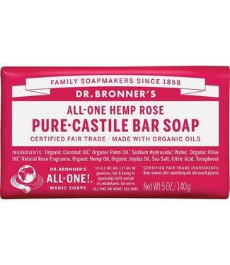 DR. BRONNER'S Rose Bar Soap