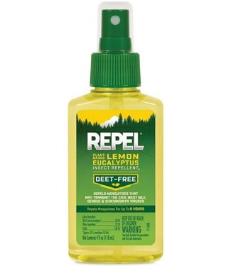 Repel Lemon Eucalyptus 4oz