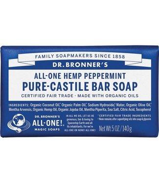 Liberty Mountain PEPPERMINT BAR SOAP