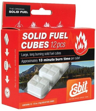 ESBIT Solid Fuel 12pk 14G