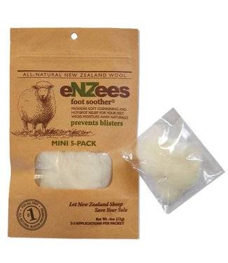 eNZees Foot Soothers Mini 5PK