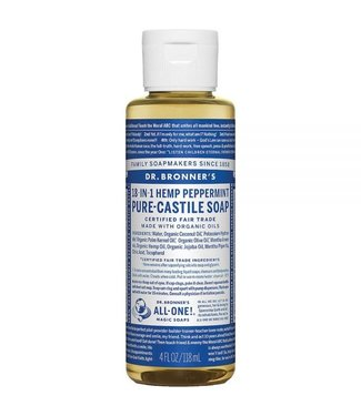 DR. BRONNER'S 4oz Peppermint
