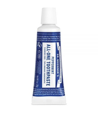 DR. BRONNER'S Travel Toothpaste