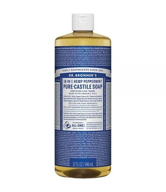 DR. BRONNER'S Peppermint 32 OZ