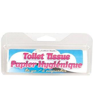 Cotton Bud Toilet Paper