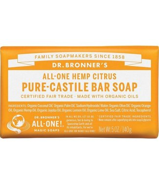 Citrus Bar Soap