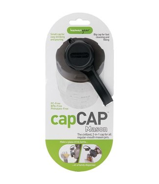 Capcap 2.0 Black/Gray