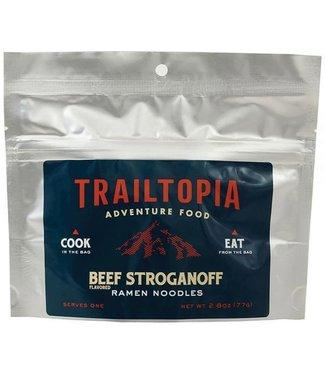 Trailtopia Beef Stroganoff Ramen