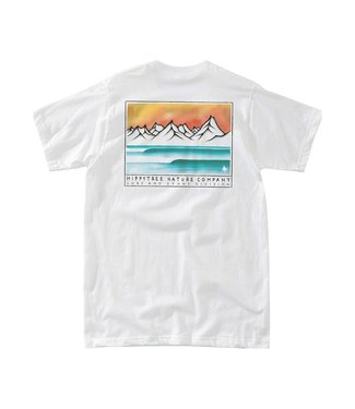Hippy Tree M's Wavecrest Eco Tee