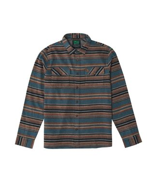 Hippy Tree M's Rialto Eco Flannel