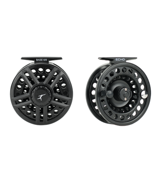 Echo Rods Base Fly Reel