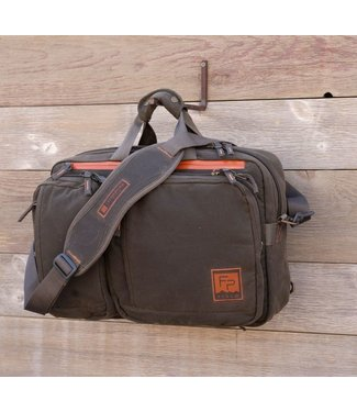 Fishpond Inc. Boulder Briefcase Peat Moss
