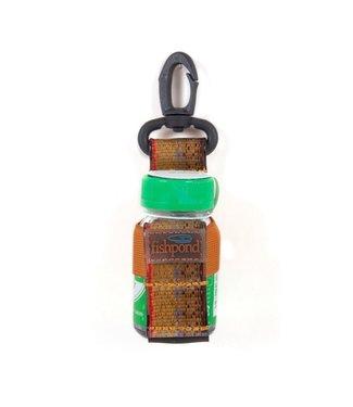 Fishpond Inc. Dry Shake Bottle Holder Brown Trout
