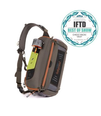Fishpond Inc. Flathead Sling Pack Gravel