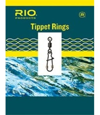 Rio Products Tippet Rings Small 10 Pack