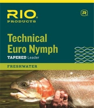 Rio Products Tech. Euro Nymph Lead. w/ Tippet ring