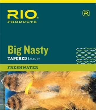 Rio Products Big Nasty Tapered Leaders