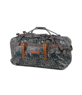 Fishpond Inc. Thunderhead Large Submersible Duffel Riverbed Camo