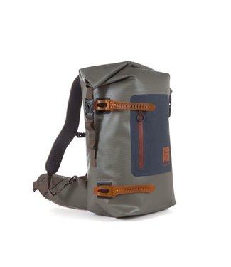 Fishpond Inc. Wind River Roll-Top Backpack - Shale