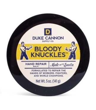 Duke Cannon Bloody knuckles Hand Cream