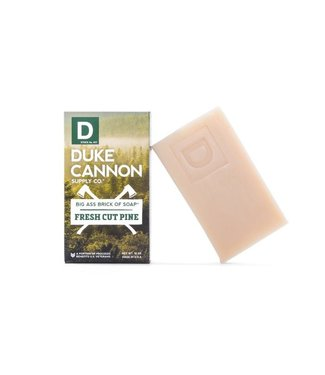 Duke Cannon Fresh Cut Pine Soap