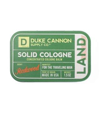 Duke Cannon Solid Cologne Land